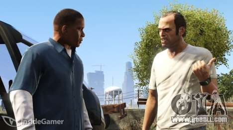 New screenshots from GTA 5 InsideGamer