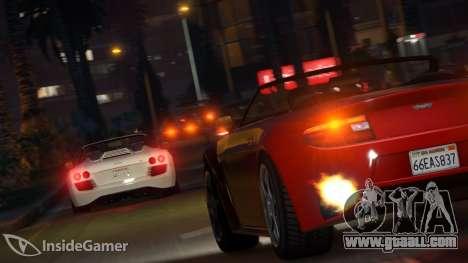 Новые скриншоты GTA 5 от InsideGamer