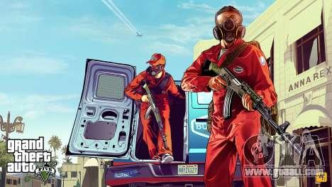 First art GTA V