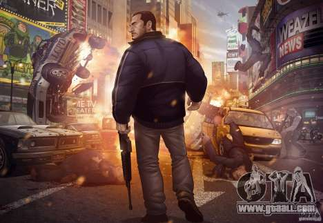 Final GTA 4 from Patrick brown