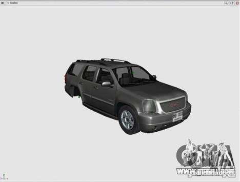 Добавление новых автомобилей в GTA San Andreas