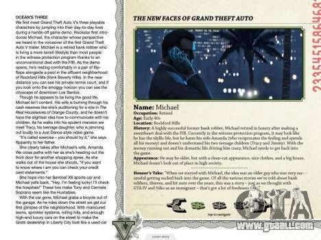 Preview from GTA 5 GameInformer - scans all web pages