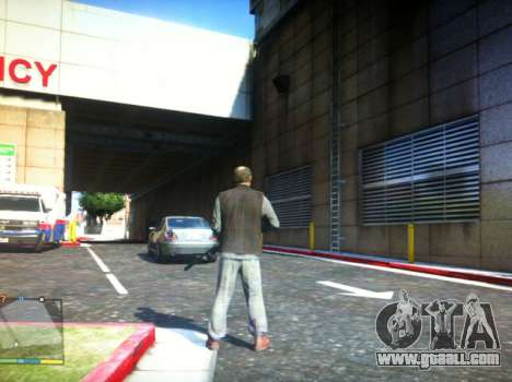 How to get to the helicopter in GTA 5