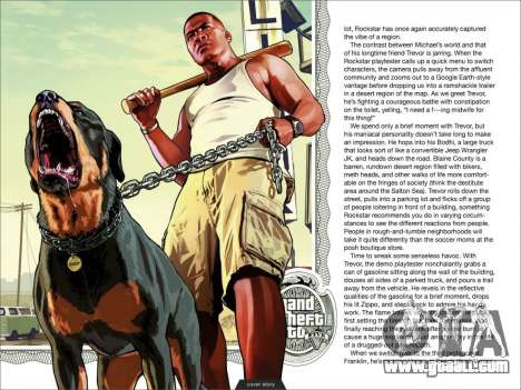 Preview GTA 5 from GameInformer - scans all pages