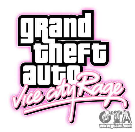 Release of the first beta version of Vice City Rage