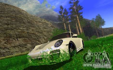 Improvement in graphics GTA San Andreas