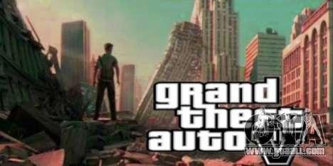 Earthquakes in GTA V