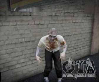 Зомби в GTA 5