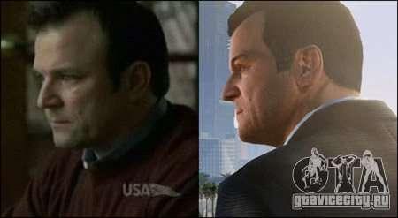 Нед Люк (Ned Luke) и GTA 5