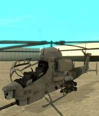 GTA San Andreas mods of helicopters with automatic installation download free