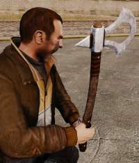 GTA 4 weapon with automatic installation download free