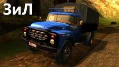 ЗиЛ for GTA San Andreas