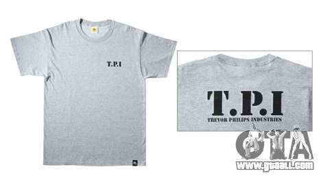 Replenishment GTA 5 Collection: t-shirts