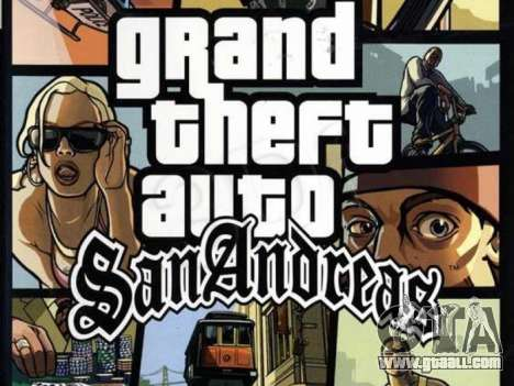 European releases: GTA SA for the PC