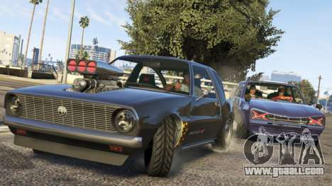 Update GTA Online: version 1.14