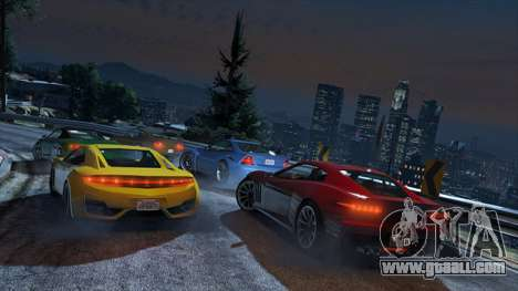 Missions GTA Online: update from 26.06.14