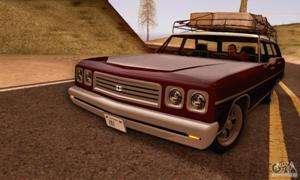 Dundreary V1.0 for Regina GTA San Andreas