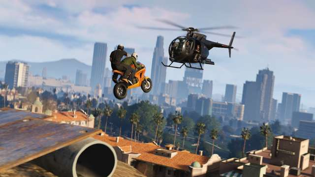 GTA Online: overview of the gameplay, missions, game modes