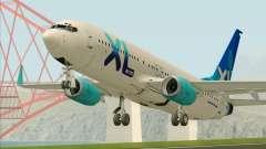 Boeing 737-800 XL Airways for GTA San Andreas