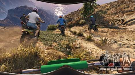 Innovation in GTA 5: questions and answers