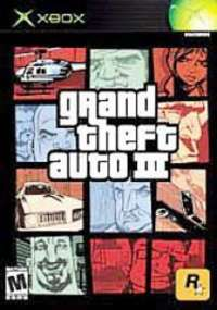 Cheats for GTA 3 XBOX