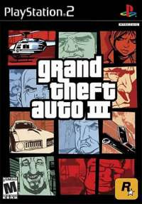 GTA 3 cheats for PlayStation 2