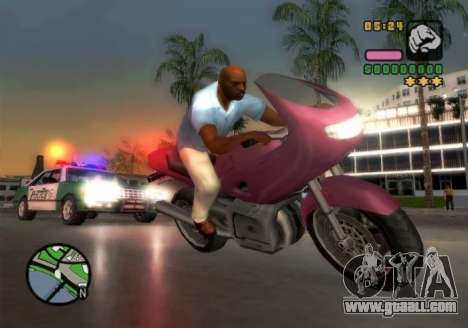 Releases of the 21st century: GTA VCS PS 2 in America