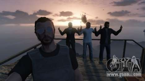 Recruitment for GTA Online Heists