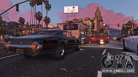 Screenshots of GTA 5 for PC