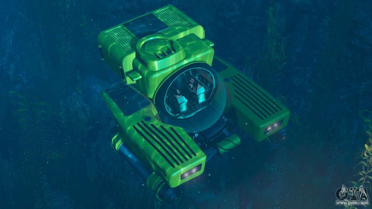Kraken from GTA 5