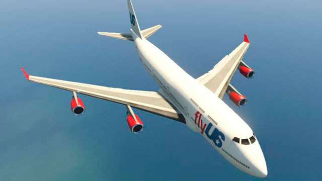 Jet Privato Gta 5 : Jet from gta screenshots description and