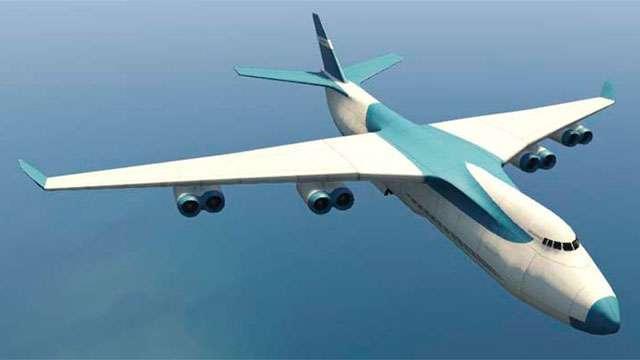 Cargo Plane from GTA 5