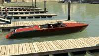 Pegassi Speeder from GTA 5 - side view