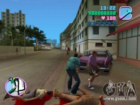 GTA in the 21st century: release VC PC in America