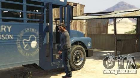 Set-uo mission - Bus