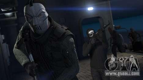 The Humane Raids, GTA Online