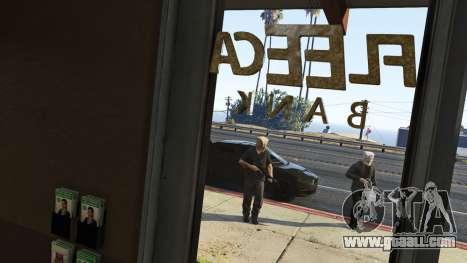Fleeca Job in GTA Online
