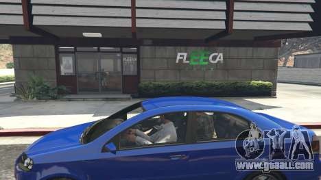 The Fleeca Job walkthrough