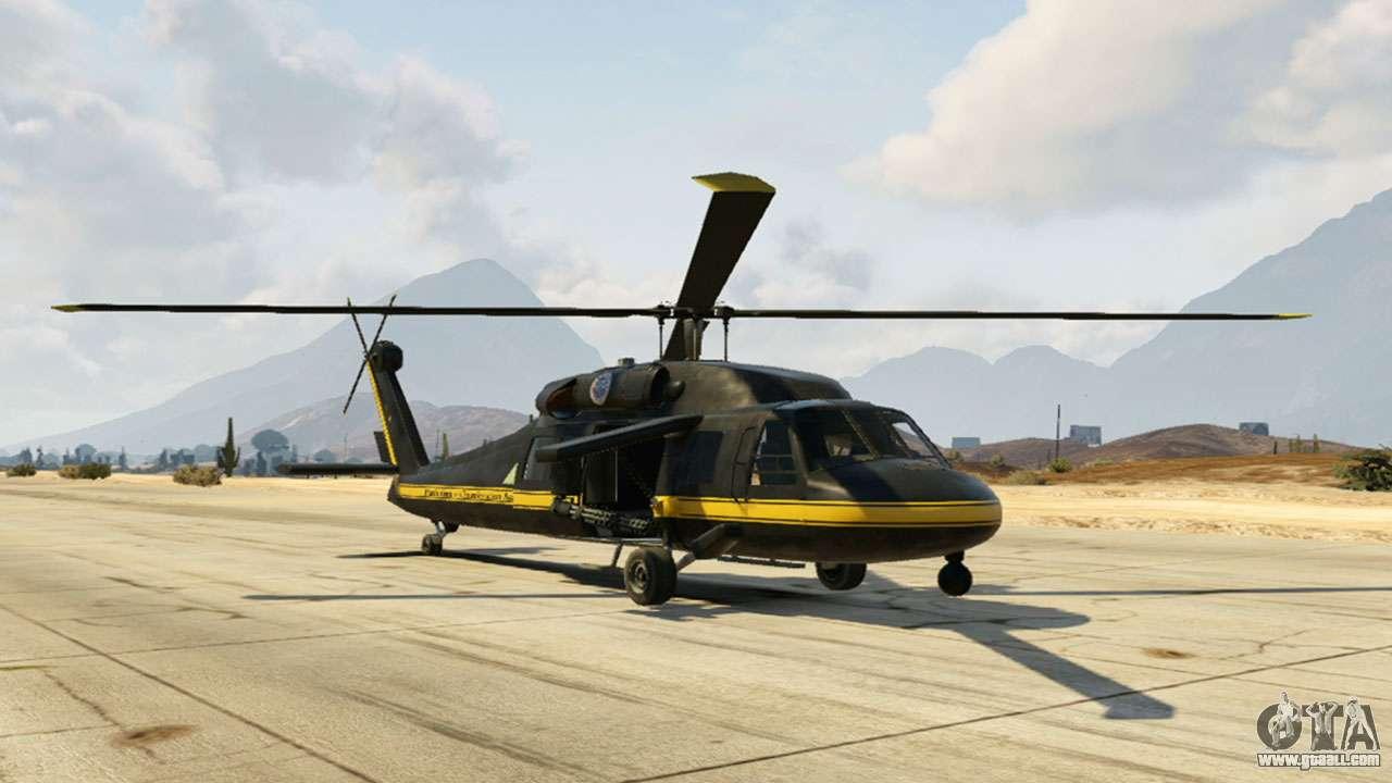 Elicottero Gta 5 : Gta military helicopter pixshark images