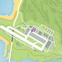 Location of Buzzard in GTA 5