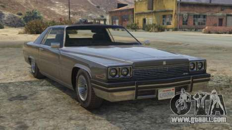 Sports classics in GTA 5 - a list of all classic sports cars from GTA 5