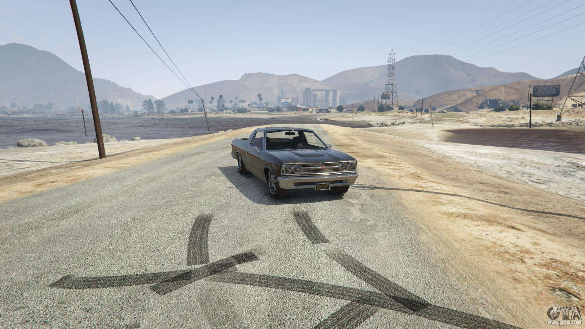 Picador from GTA 5 - front view