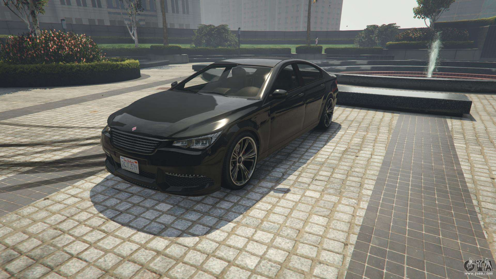 Übermacht Oracle XS from GTA 5