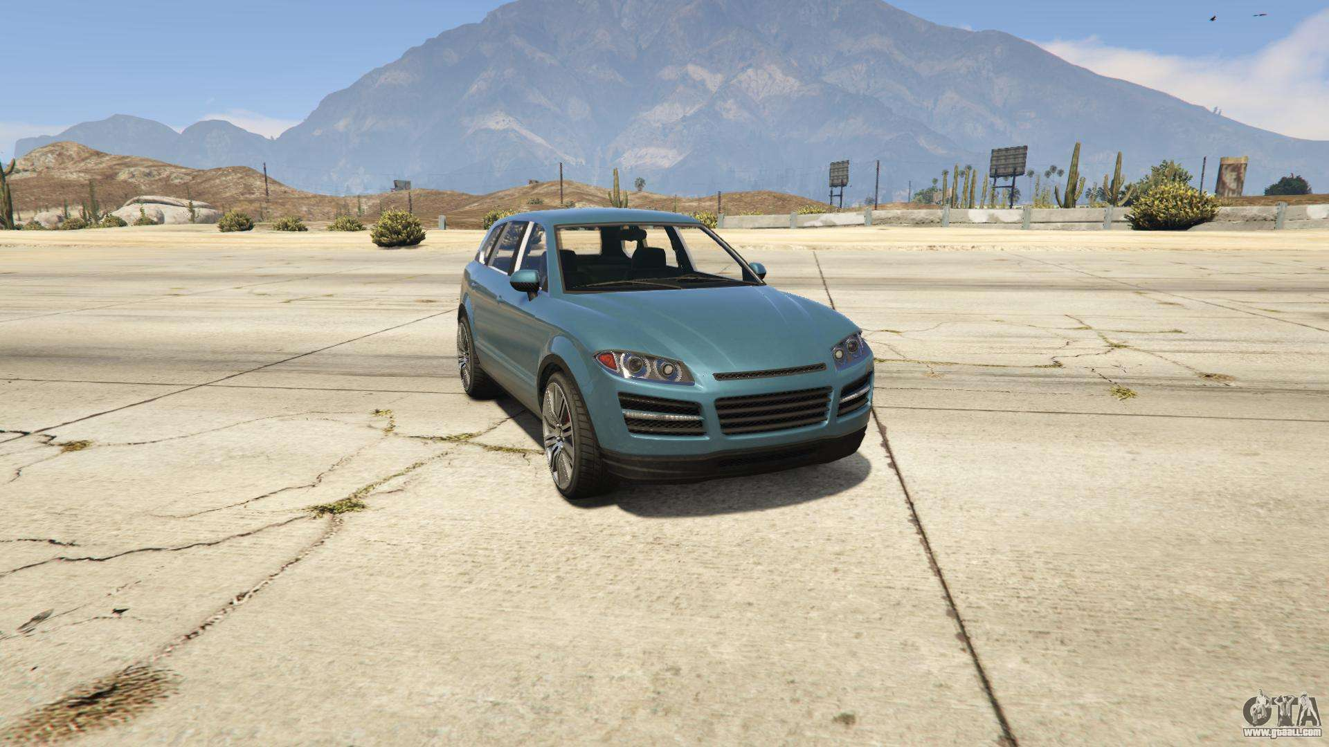 GTA 5 Obey Rocoto - front view