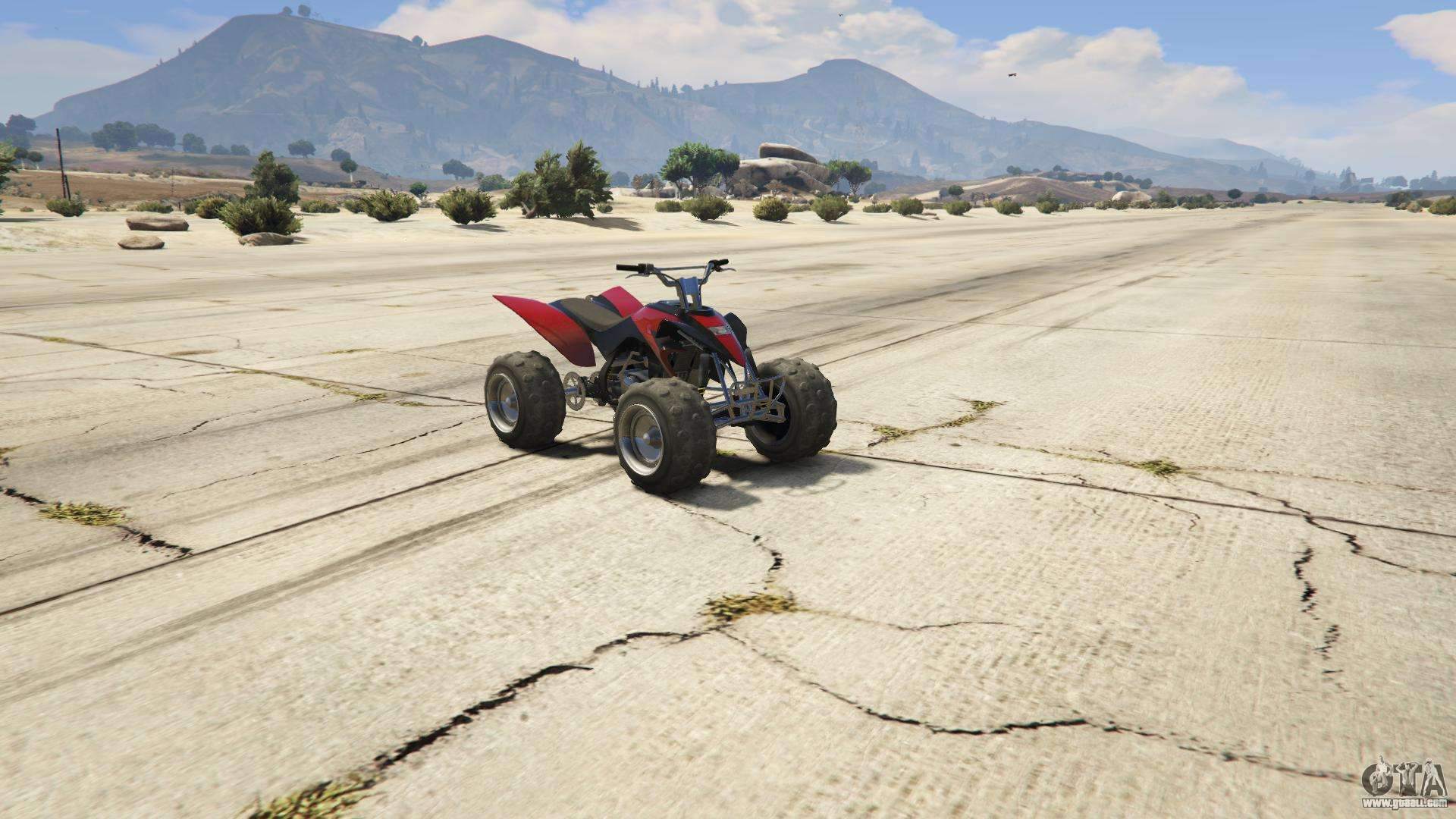 ... Blazer is a sports ATV that are available in GTA 5 and GTA Online
