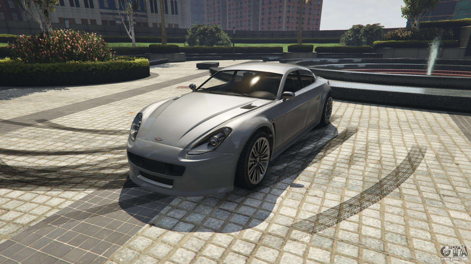 Dewbauchee Exemplar from GTA 5