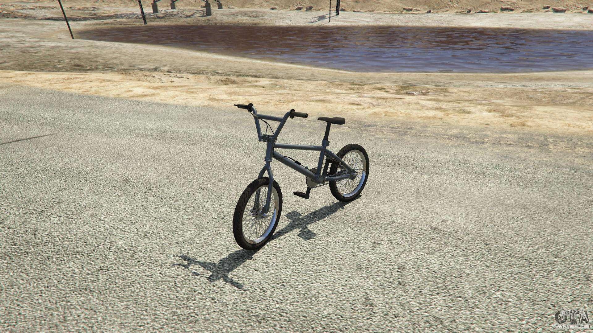 BMX from GTA 5