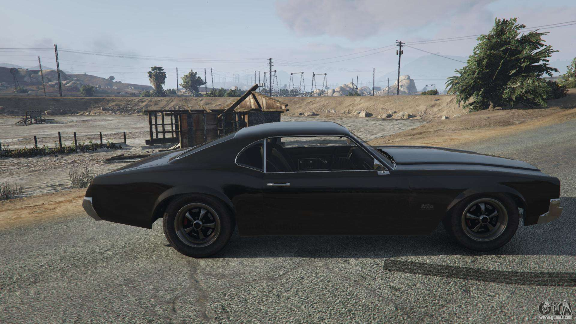 Declasse Sabre Turbo From Gta Screenshots Features And