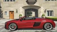 Obey 9F Cabrio GTA 5 - side view