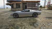 Pegassi Monroe from GTA 5 - side view